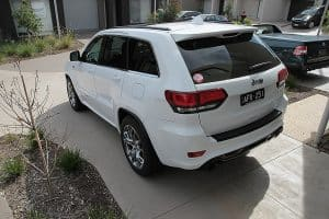 Jeep Grand Cherokee SRT, Cquartz Finest paint protection Melbourne Paint Protection Melbourne image 19