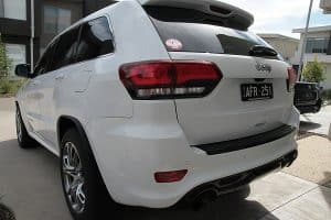 Jeep Grand Cherokee SRT, Cquartz Finest paint protection Melbourne Paint Protection Melbourne image 21