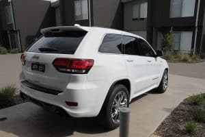 Jeep Grand Cherokee SRT, Cquartz Finest paint protection Melbourne Paint Protection Melbourne image 24