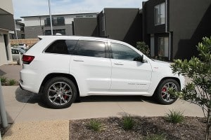 Jeep Grand Cherokee SRT, Cquartz Finest paint protection Melbourne Paint Protection Melbourne image 25