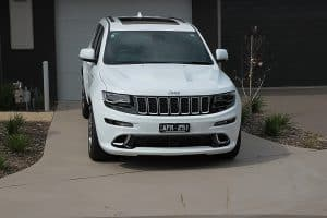 Jeep Grand Cherokee SRT, Cquartz Finest paint protection Melbourne Paint Protection Melbourne image 28