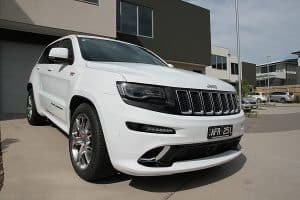 Jeep Grand Cherokee SRT, Cquartz Finest paint protection Melbourne Paint Protection Melbourne image 10
