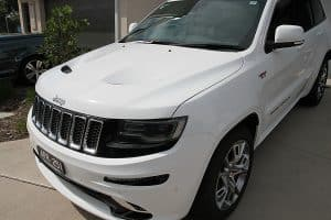 Jeep Grand Cherokee SRT, Cquartz Finest paint protection Melbourne Paint Protection Melbourne image 12