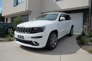 Jeep Grand Cherokee SRT, Cquartz Finest paint protection Melbourne Paint Protection Melbourne image 13