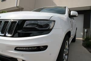 Jeep Grand Cherokee SRT, Cquartz Finest paint protection Melbourne Paint Protection Melbourne image 14