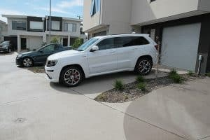 Jeep Grand Cherokee SRT, Cquartz Finest paint protection Melbourne Paint Protection Melbourne image 16
