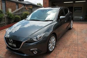 Mazda paint protection melbourne Paint Protection Melbourne image 8