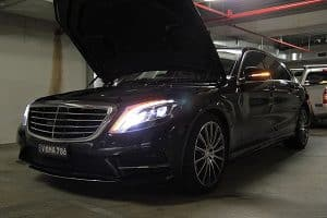 Paint protection Melbourne - Mercedes S400 L Paint Protection Melbourne image 6