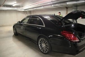 Paint protection Melbourne - Mercedes S400 L Paint Protection Melbourne image 2