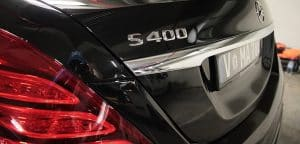 Paint protection Melbourne - Mercedes S400 L Paint Protection Melbourne image 4