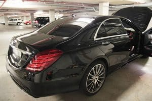 Paint protection Melbourne - Mercedes S400 L Paint Protection Melbourne image 5