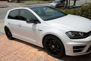 Volkswagen Golf Wolfsburg Edition, paint protection melbourne Paint Protection Melbourne image 6
