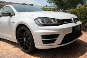 Volkswagen Golf Wolfsburg Edition, paint protection melbourne Paint Protection Melbourne image 7