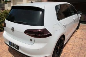 Volkswagen Golf Wolfsburg Edition, paint protection melbourne Paint Protection Melbourne image 8