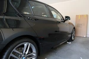 BMW 120i paint protection Melbourne, mobile service, Cquartz finest Paint Protection Melbourne image 8