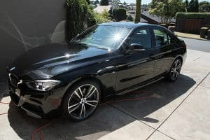BMW 328i M series, paint protection Melbourne Paint Protection Melbourne image 1