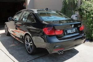 BMW 328i M series, paint protection Melbourne Paint Protection Melbourne image 11