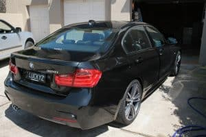 BMW 328i M series, paint protection Melbourne Paint Protection Melbourne image 14