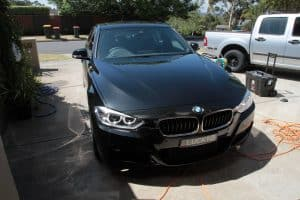 BMW 328i M series, paint protection Melbourne Paint Protection Melbourne image 17