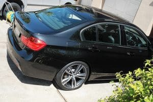 BMW 328i M series, paint protection Melbourne Paint Protection Melbourne image 7