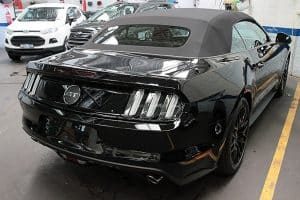 Ford Mustang wearing Cquartz finest paint protection in Melbourne Paint Protection Melbourne image 11