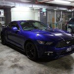 Ford Mustang wearing Cquartz finest paint protection in Melbourne Paint Protection Melbourne image 37