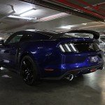 Ford Mustang wearing Cquartz finest paint protection in Melbourne Paint Protection Melbourne image 38