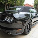 Ford Mustang wearing Cquartz finest paint protection in Melbourne Paint Protection Melbourne image 31