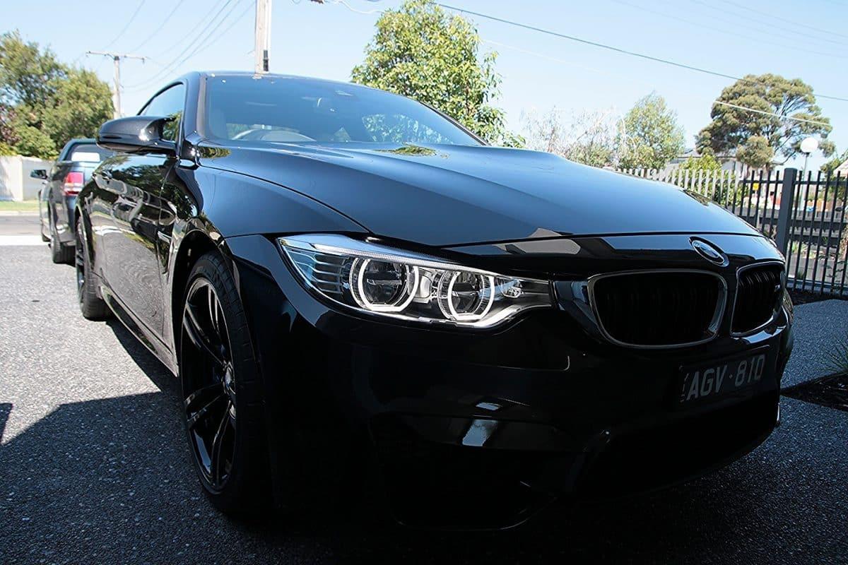 BMW M4 with the application of CQuartz Finest paint protection Paint Protection Melbourne image 9