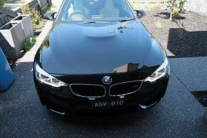 BMW M4 with the application of CQuartz Finest paint protection Paint Protection Melbourne image 11