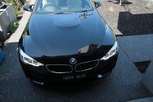 BMW M4 with the application of CQuartz Finest paint protection Paint Protection Melbourne image 12