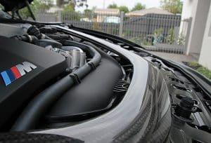 BMW M4 with the application of CQuartz Finest paint protection Paint Protection Melbourne image 1