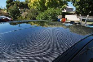 BMW M4 with the application of CQuartz Finest paint protection Paint Protection Melbourne image 5