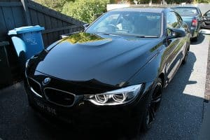 BMW M4 with the application of CQuartz Finest paint protection Paint Protection Melbourne image 7