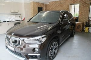 BMW X1 car paint protection melbourne Paint Protection Melbourne image 2