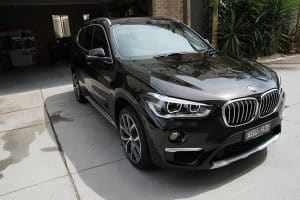 BMW X1 car paint protection melbourne Paint Protection Melbourne image 3