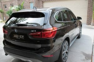 BMW X1 car paint protection melbourne Paint Protection Melbourne image 8