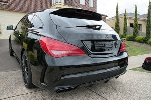 Mercedes Benz CLA45 AMG, Cquartz Finest paint protection Melbourne Paint Protection Melbourne image 11