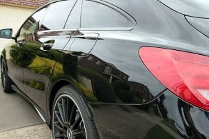 Mercedes Benz CLA45 AMG, Cquartz Finest paint protection Melbourne Paint Protection Melbourne image 12