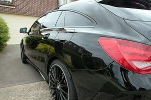 Mercedes Benz CLA45 AMG, Cquartz Finest paint protection Melbourne Paint Protection Melbourne image 13
