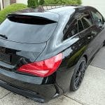 Mercedes Benz CLA45 AMG, Cquartz Finest paint protection Melbourne Paint Protection Melbourne image 9