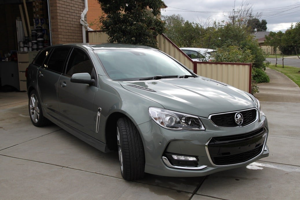 Holden Reserve paint protection melbourne Paint Protection Melbourne image 14
