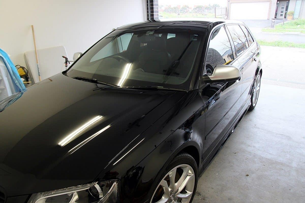 Audi A3 paint protection melbourne