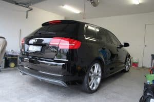 Audi paint protection melbourne